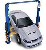 Équipements de véhicules automatiques lourds hydrauliques de véhicule de poste 2