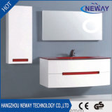 Neue Form moderner Walll eingehangener Belüftung-Badezimmer-Schrank
