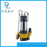 Pompe à eau submersible électrique pour eaux usées