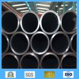 Tubo de acero inconsútil negro de carbón para el líquido y el petróleo