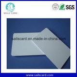 Cartes vierges de PVC/RFID
