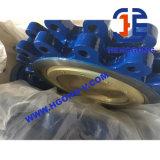 Вафля пневматическая клапан-бабочка Wcb волочения API/DIN/JIS/нержавеющей стали