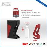 Vaporizer de Vape Mods Bluetooth da estrutura de Rda do frasco de petróleo de Zbro 1300mAh 7.0ml