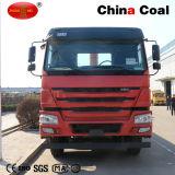 De lage Vrachtwagen van de Kipper van de Consumptie van de Brandstof 8*4 Op zwaar werk berekende