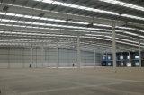 Almacén/taller galvanizados de alta resistencia vertido con la certificación de la ISO