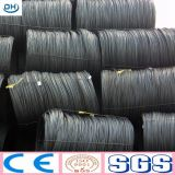 Staaf van de Draad van het Staal SAE1008 5.5mm van China Tangshan de Warmgewalste