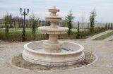 De aangepaste Fontein van het Water van de Steen van het Graniet van de Tuin van Ornamenten Openlucht Decoratieve