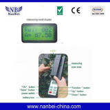 Beweglicher Digital-Blatt-Bereichs-schnelles Prüfungs-Blatt-Bereichs-Messinstrument