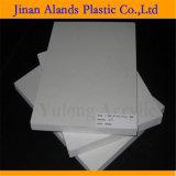 Strato bianco 1220mm*2440mm della gomma piuma dei forex del PVC di Alands