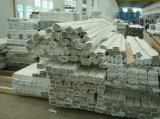 - Profil en aluminium d'extrusion de guichet en aluminium, profil en aluminium (HF001)