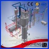 Máquina de la extracción solvente