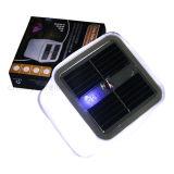 Lanterna solare gonfiabile del LED, indicatori luminosi gonfiabili del sacchetto del LED, carico elettronico del litio solare esterno di uso,