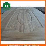MDF Moulded Door Skin di Natural Veneer HDF di alta qualità con Best Price