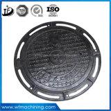 Il coperchio lanciare di En124 D400 scolo grigi/duttili di Coversewage del ferro/riguarda i coperchi/botola botola/esterni