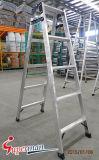 Ladder en aluminium avec Foldable pour Scaffold