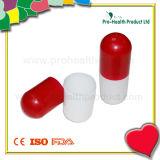 Caja Plástico Forma de la Cápsula