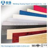 MDF, aggloméré, panneaux de particules Panneau de bordage de PVC