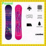 Snowboard feito sob encomenda do logotipo da alta qualidade (gc-n6)