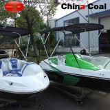 Barco del jet de la familia de Apporved del Ce de la capacidad de 4 personas