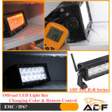 Luz de conducción 300W cuarto Flashing Offroad LED Light Car LED LED Bar de conducción de luz automático de luz para control remoto Jeep 4X4 ATV SUV (300W-L3