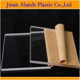 2mm 3mm ont moulé la feuille acrylique transparente 1220*2440mm de plexiglass