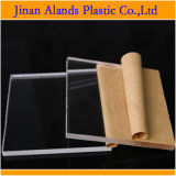 taglio di strato di plastica acrilico di 2mm 3mm PMMA per il commercio all'ingrosso
