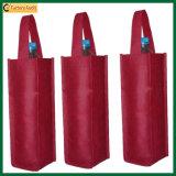 顧客用ワインは袋に入れる(TP-WB095)
