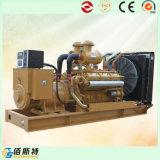 Potência Soundproof do motor Diesel de Sdec 100kw125kVA que gera jogos