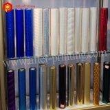 Голографическая горячая штемпелюя фольга для тканья с выполненный на заказ цветом