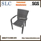 スタック可能籐椅子