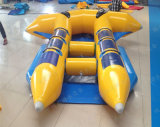 6 Personen-aufblasbare Fliegen-Fische, aufblasbares Wasser-Spiel-aufblasbare Fliegen-Fische Towable für erwachsene Fliegen-Fisch-Fahrt
