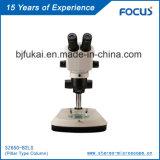 Hohes binokulares optisches Mikroskop der Auflösung-0.68X-4.6X