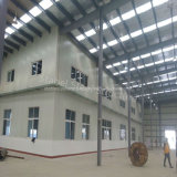 Construção de escritórios de estrutura de aço pré-engenharia com melhor qualidade