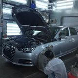 Diesel oder Gas beheizt Auto Lackierkabinen