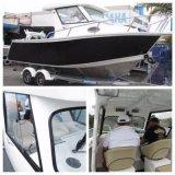 Heißer Verkaufs-Hochgeschwindigkeitsaluminiumausflug-Sport-Fischerboot-Yacht