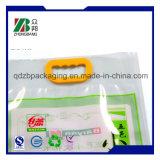 Bolsa de mão de embalagem flexível para embalagem de arroz