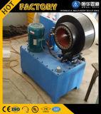 セリウムの自由なダイスのクイックチェンジのツールの油圧ホースのひだが付く機械