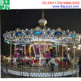 Carousel 2016 парка атракционов