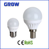 Qualitäts-Aluminium plus Plastikfühler-Leuchte des Schwachstrom-LED