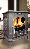 Stufa Burning di legno/stufa ad alimentazione mista del ghisa (FIPA065)
