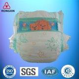 Constructeurs de couche-culotte de bébé en Chine