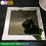 青銅色ミラーガラス装飾的なミラーシートのHuafaミラー