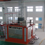 Aufbau-Kräne verwendet in der Hochbau-Höhenruder-Technik-Maschinerie-Industrie