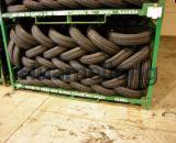 Metallstahl-LKW-Reservereifen-Speicher-Zahnstange