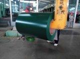 La couleur a enduit la bobine en acier/acier de tôle en acier galvanisé de toiture (0.13--0.8mm)