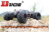Способ золотистого гепарда участвуя в гонке охлаждает 1/10 автомобилей хоббиа RC модельного автомобиля RC дефектных