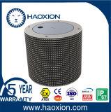 Radiador de acero inoxidable para luz LED con Atex