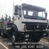 Camion del trattore del camion di rimorchio di Beiben per il servizio della Doubai