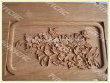 CNC de la carpintería que procesa la máquina de madera del ranurador del CNC del grabado de la puerta