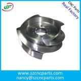 Части CNC филируя анодированные частями алюминиевые, части таможни подвергая механической обработке